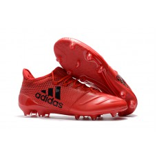 Adidas X 17.1 - Vermelha