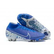 Nike Mercurial Superfly VII 360 Elite FG - Azul Hero