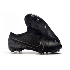 NIKE Mercurial Vapor XIII Elite FG - All Black