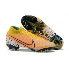 Nike Mercurial Superfly VII 360 Elite FG - Laranja