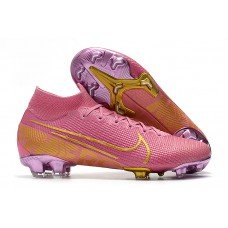 Nike Mercurial Superfly VII 360 Elite FG - Rosa/Gold