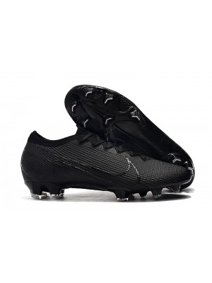"Nike Mercurial Vapor XIII Elite FG ""Under The Radar"" - All Black"