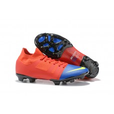 MERCURIAL GREENSPEED GS 360 FG - Vermelha/Azul