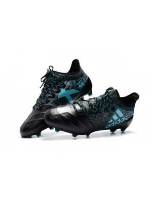Adidas X 17.1 - Preta/Azul