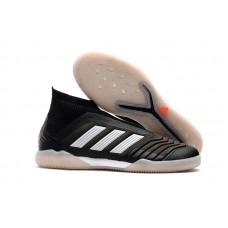 Adidas Predator Tango 18+  IC - Preta/Branca