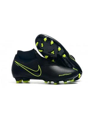 Nike Phantom VSN  Elite FG  - Preta/Verde