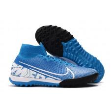Nike Mercurial Superfly 7 Elite TF - Azul
