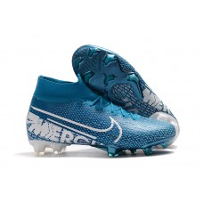 NIKE Mercurial Superfly VII 360 Elite - Azul
