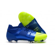 MERCURIAL GREENSPEED GS 360 FG - Azul/Verde