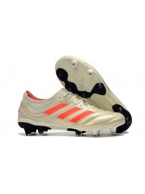 ADIDAS COPA 19.1 FG - ALL WHITE