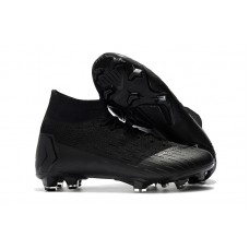 Nike Mercurial Superfly 6 360 Elite FG - All black