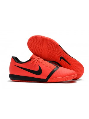 Nike Phantom VNM Pro-IC - Vermelha\Preta