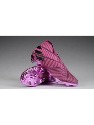 "Adidas Nemeziz 19+ FG  ""Hardwired"" - Rosa"