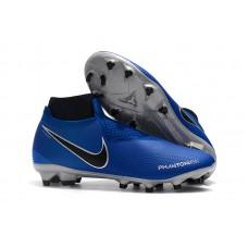 Nike Phantom Vision VSN Elite FG - Blue/Silver