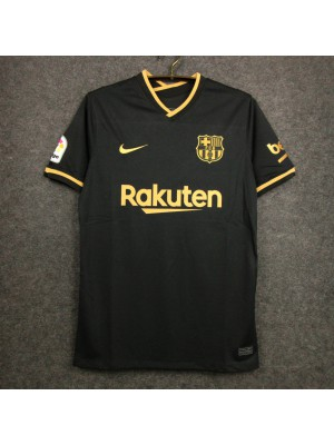 Camisa Barcelona 20/21 - away black