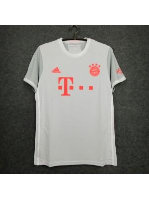 Camisa FC BAYERN Away Gray  2020/21 - Torcedor