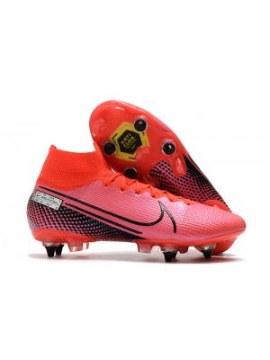 Nike Mercurial Superfly VII Elite SG - Pink
