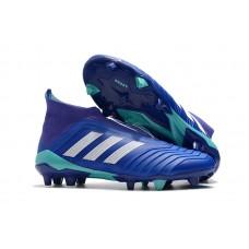 Adidas Predator 18+ Control FG - Azul