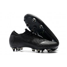 Nike Mercurial Vapor XII Elite SG - All Black