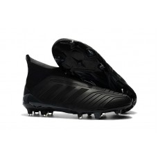 Adidas Predator 18+ Control FG - All Black