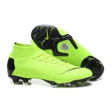 Nike Mercurial Superfly 6 Elite 360 FG - Verde Limão