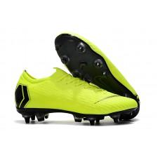 Nike Mercurial Vapor XII Elite SG - Verde Limão