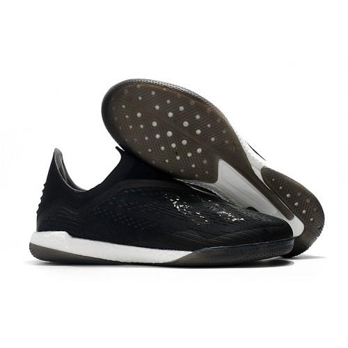 7150acf31f6 Adidas X Tango 18 IC - All Black