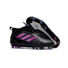 Adidas Ace 17+ PureControl FG - Black/Pink