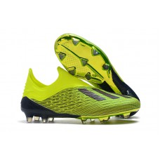 Adidas X 18+ FG - Yellow black