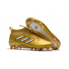 Adidas Ace 17+ PureControl FG - Pogboom Gold