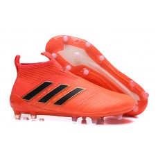 Adidas Ace 17+ PureControl FG - Vermelha Light