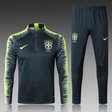 Agasalho Nike Brazil 18/19 - Training kit