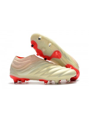 Adidas Copa 19+ FG - All White
