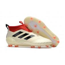 Adidas Ace 17+ PureControl FG - White Beckham