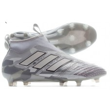Adidas Ace 17+ PureControl FG - White Army
