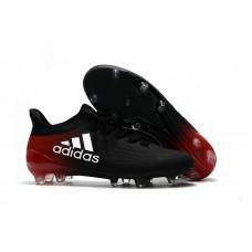 Adidas X 17.1 - Preta/Vermelha