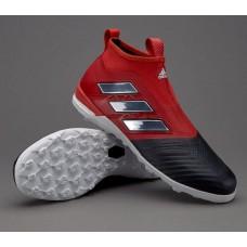 Adidas Ace Tango 17+ PureControl TF - Preta/Vermelha