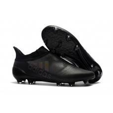 Adidas X 17+ PureSpeed FG - All Black