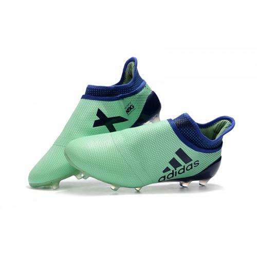 ponerse nervioso Relacionado Instituto  Adidas X 17+ PureSpeed FG - Verde Sea