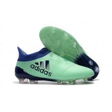 Adidas X 17+ PureSpeed FG - Verde Sea
