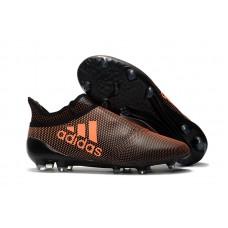 Adidas X 17+ PureChaos FG - Brown