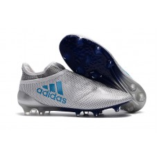 Adidas X 17+ PureChaos FG - White Dot