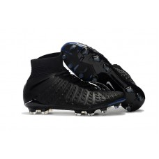 Nike Hypervenom Phantom III FG - All Black