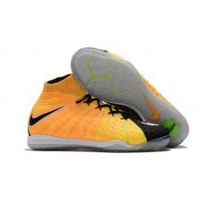 Nike HypervenomX Proximo II IC - Amarela/Preta
