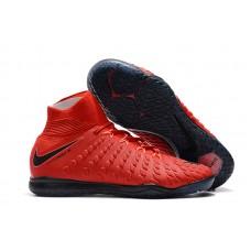 Nike HypervenomX Proximo II IC - Vermelha/Preta