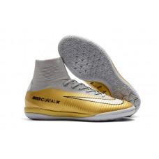 Nike Mercurial Superfly SX IC - CR7 Dourada