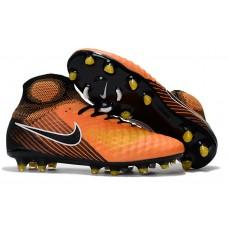 Nike Magista Obra II FG - Orange/Black
