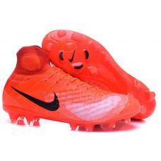 Nike Magista Obra II FG - Vermelha