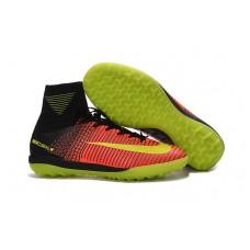 Nike Mercurial Superfly TF - Vermelha/Roxa