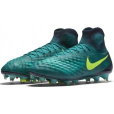 Nike Magista Obra II FG - Verde